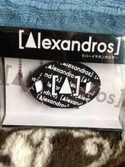 Alexandros�`�A���L�T���h���X�`���o�[�C���z���z���_�[ ���S