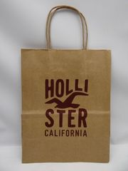 ホリスター ショップ袋 紙袋 小
