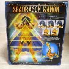 聖闘士聖衣神話 EXシードラゴン