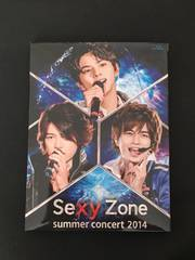 Sexy Zone summer concert 2014 初回限定盤 Blu-ray