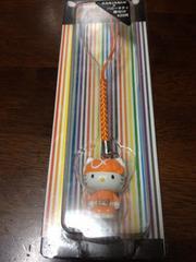 関ジャニ∞×セブン☆キティ根付け丸山隆平オレンジ