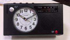 新品未使用 シチズン 非常用防災多機能時計