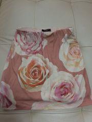 rienda ローズミニスカート ピンク♪