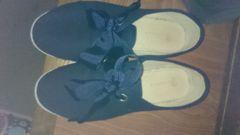 リボン靴♪