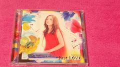 西野カナ Just LOVE 初回盤 CD+DVD