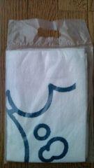 新品未開封『スナップボタン付きタオル』ミスタードーナツ×ミッフィー