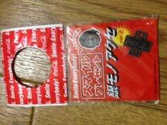 コカ・コーラ 非売品 銀モノアクセ クロス