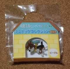 ◆爽健美茶/ミニドッグコレクション/ビーグル