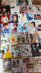 関ジャニ∞ 安田章大 切り抜き100枚+ポスター