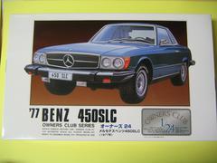 �ز 1/24 ��Ű��24 No.3 �پ�����450SLC (1977�N) �V�i