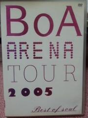 BoA2���g����DVDARENA TOUR2005