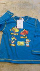 新品☆120�p・ボブとブーブーズ長袖Tシャツ