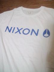 新品 NIXON シンプルT メンズMニクソン