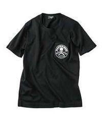 mastermind×THEATER8コラボレーション†ポケットTシャツ†