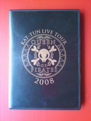 DVD KAT-TUN LIVE TOUR 2008 QUEEN OF PIRATES
