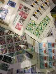 お任せ未使用切手70000円分