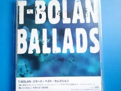 T-BOLAN BALLADS 帯付