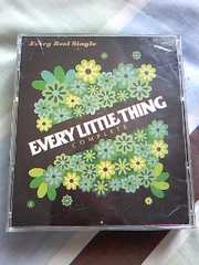 Every Little Thingの4枚組ベスト盤(^^)