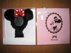 新品★ディズニー ♪ミニーマウス♪ミラー/手鏡☆箱付き