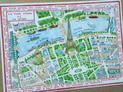 パリ★ポストカード