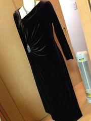 otto  ベロア上品ドレス