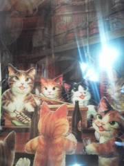 猫のファイル居酒屋