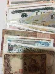 外国紙幣120枚