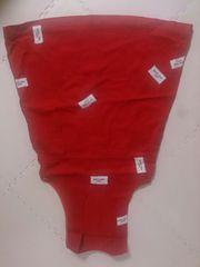 120 BABY PINKHOUSE 赤のジャンパースカート 美品