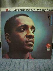 Milt Jackson/Plenty,Plenty Soul 名盤美品LP