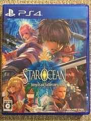 スターオーシャン5 美品 初回コード付き PS4 SO5