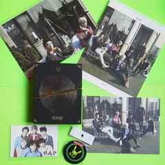 レアB.A.P3枚組DVD【日本盤】&特典デヒョン/ヨンジェ/ヒムチャン/ヨングク