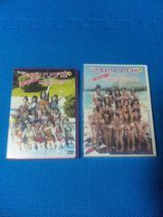 アイドリング in 沖縄 万座ビーチ DVD2種セット