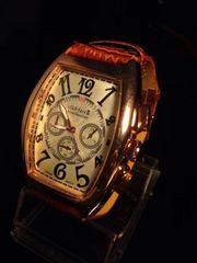 1円スタート新品ClubFaceクラブフェイス腕時計激安商品