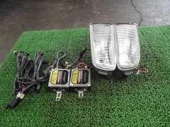 JZS161 アリスト社外HIDバルブバラスト付フォグライト
