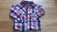 eaB☆リバーシブルのシャツ☆多分110センチくらい☆