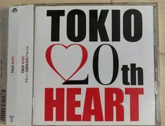 TOKIO HEART 20周年記念アルバム2枚組