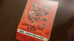 ARB/LOVE THE LIVE/88�N������LIVE CD/����