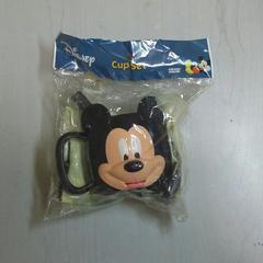 ミッキーマウス コップ、歯ブラシ、巾着3点セット