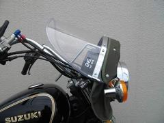(969)新ASAHI風防GS400XJ400GT380GSX400E