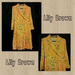 Lily Brown/�����[�u���E�� �ԕ����B���e�[�W�����s�[�X