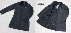 アディダス*adidasR2511*中綿ロングコート(OT)新品ブラック
