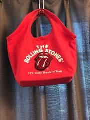 ローリングストーンズのミニバッグ