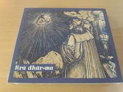Kra CD「dhar・ma」ケラ V系 初回盤●