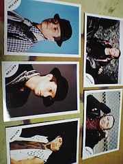 田中聖ジャニーズショップ公式生写真5枚セット
