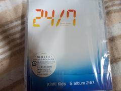 新品人気KinKiKids Galbum24/7