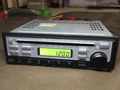 スズキ 純正 CDラジオプレーヤー 1din 20ピン
