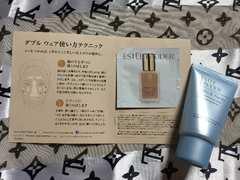 エスティローダー 化粧品サンプル クレンジングミルク 未使用