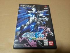 PS2☆機動戦士ガンダムSEED 連合VS ZAFT☆美品♪