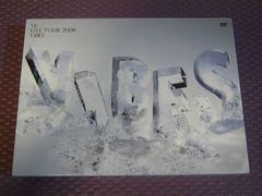 V6「LIVE TOUR 2008 VIBES」初回限定盤