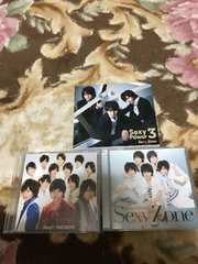 sexy zoneアルバムCD+DVD★初回限定版sexy power3★おまけ付き